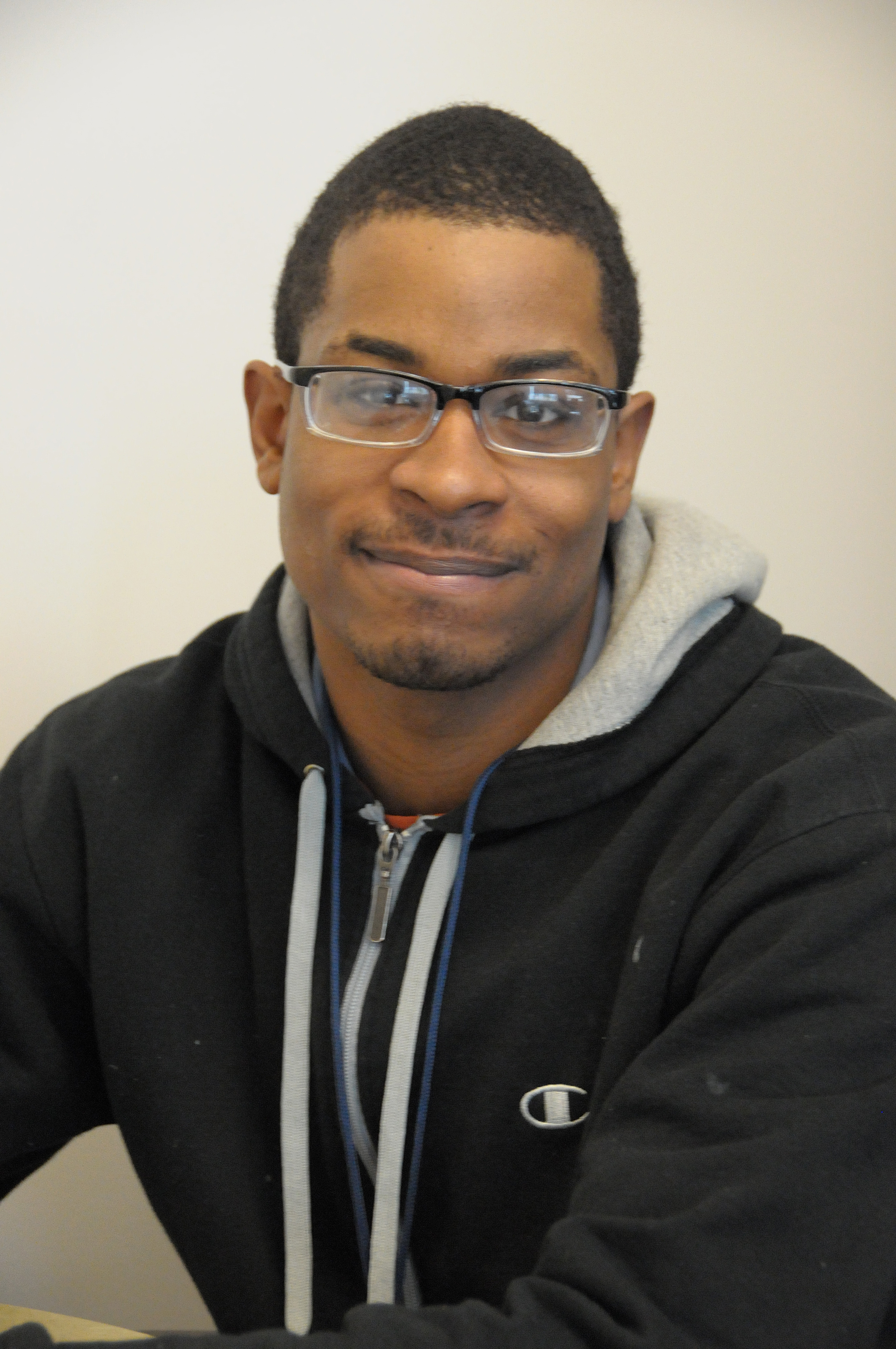 With the help of Gateway Community College's Center for Students and Families, Stephen found work, housing and other support.