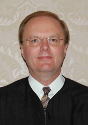 Chief Judge Duane Hoffmeyer