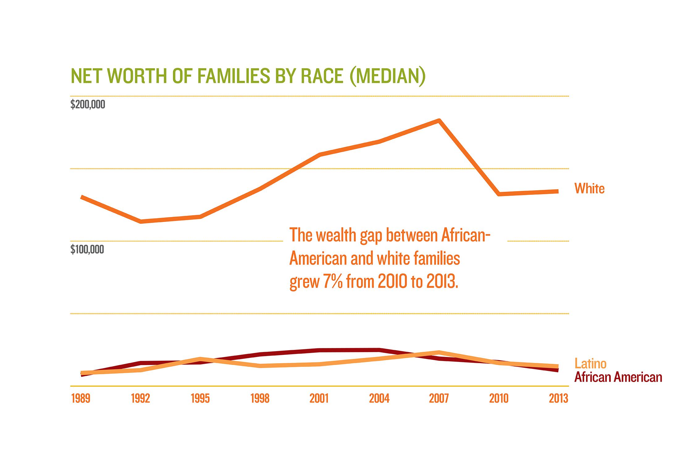 Net Worth By Race